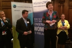 Women2Win Drinks Reception at the Conservative Party Conference