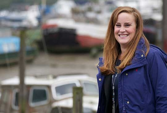 kelly tolhurst selected for rochester and strood
