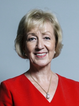 The Rt Hon Andrea Leadsom
