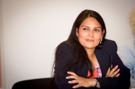 The Rt Hon Priti Patel